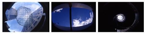 360º to the sky - detail