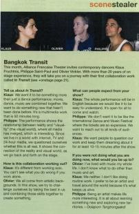 BK Magazine, No. 203, September 21st 2007, Thailand