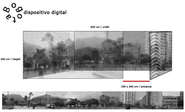 Bogota Digital Device